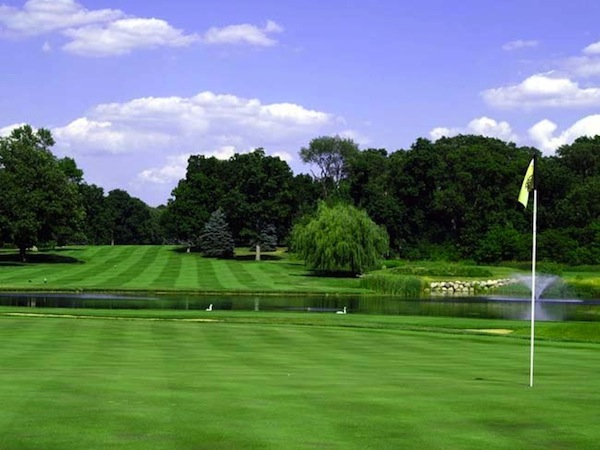 Rich Harvest golf course