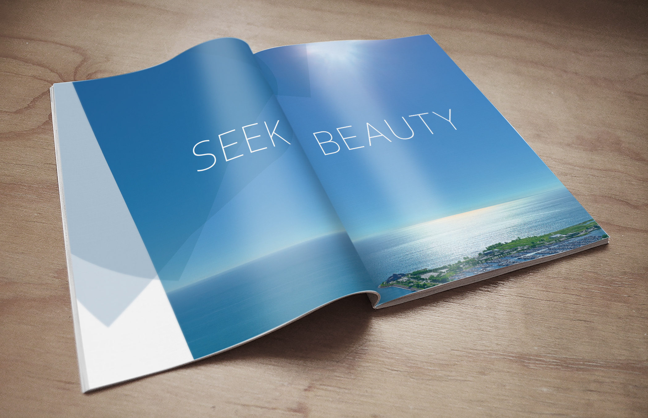 1000M's Seek Beauty Campaign