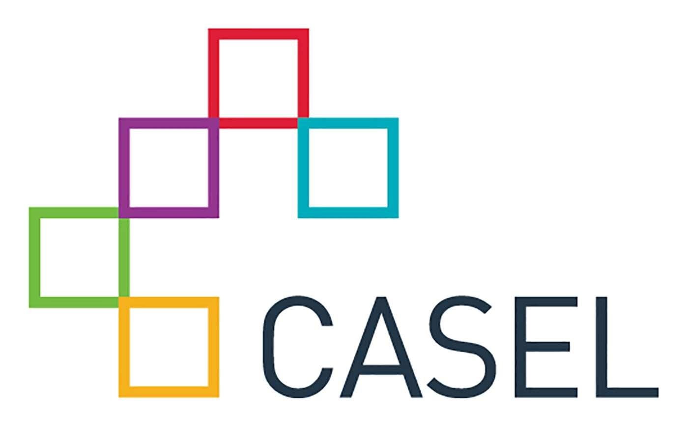 Logo design for CASEL visual identity