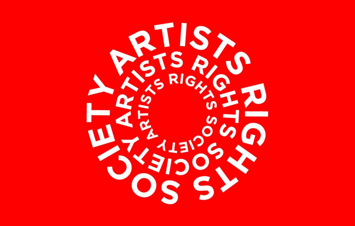 Artists Rights Society rebrand logo design