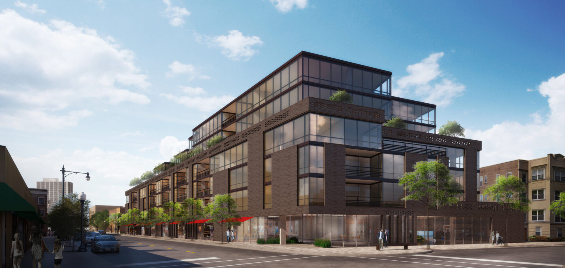 Optima Lakeview in Chicago