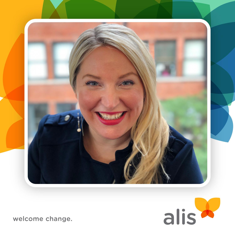 Headshot of Trisha Cole, of ALIS