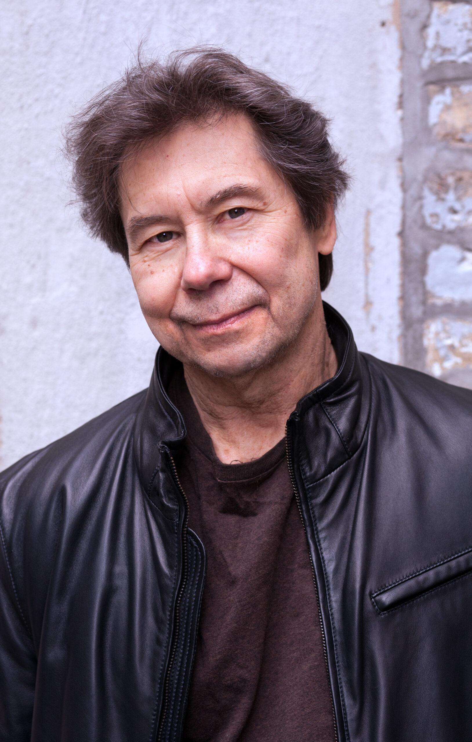 Photo of Stuart Dybek